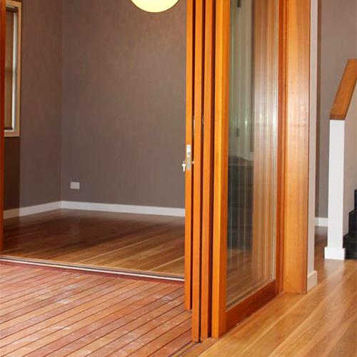 Deck & Door Install