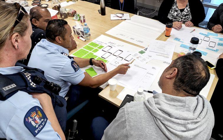 NZ Police Safer Sooner
