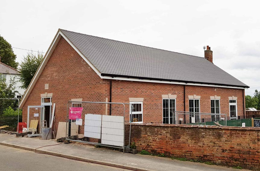 Help us fund our new Village Hall
