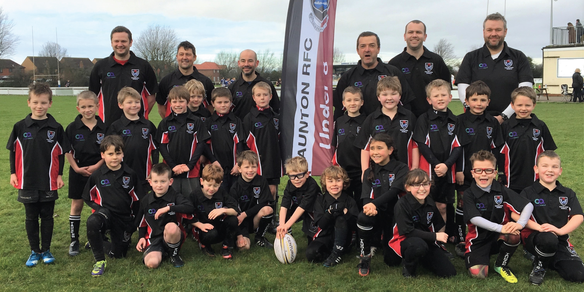Taunton Rebels - Under 10 rugby squad