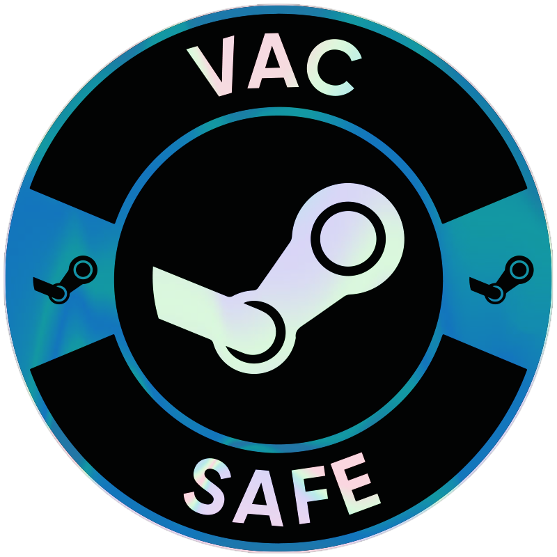 VAC Safe Badge