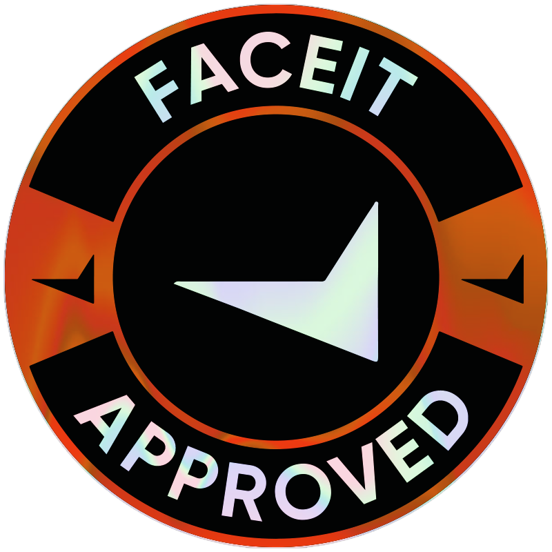 Faceit Approved Badge