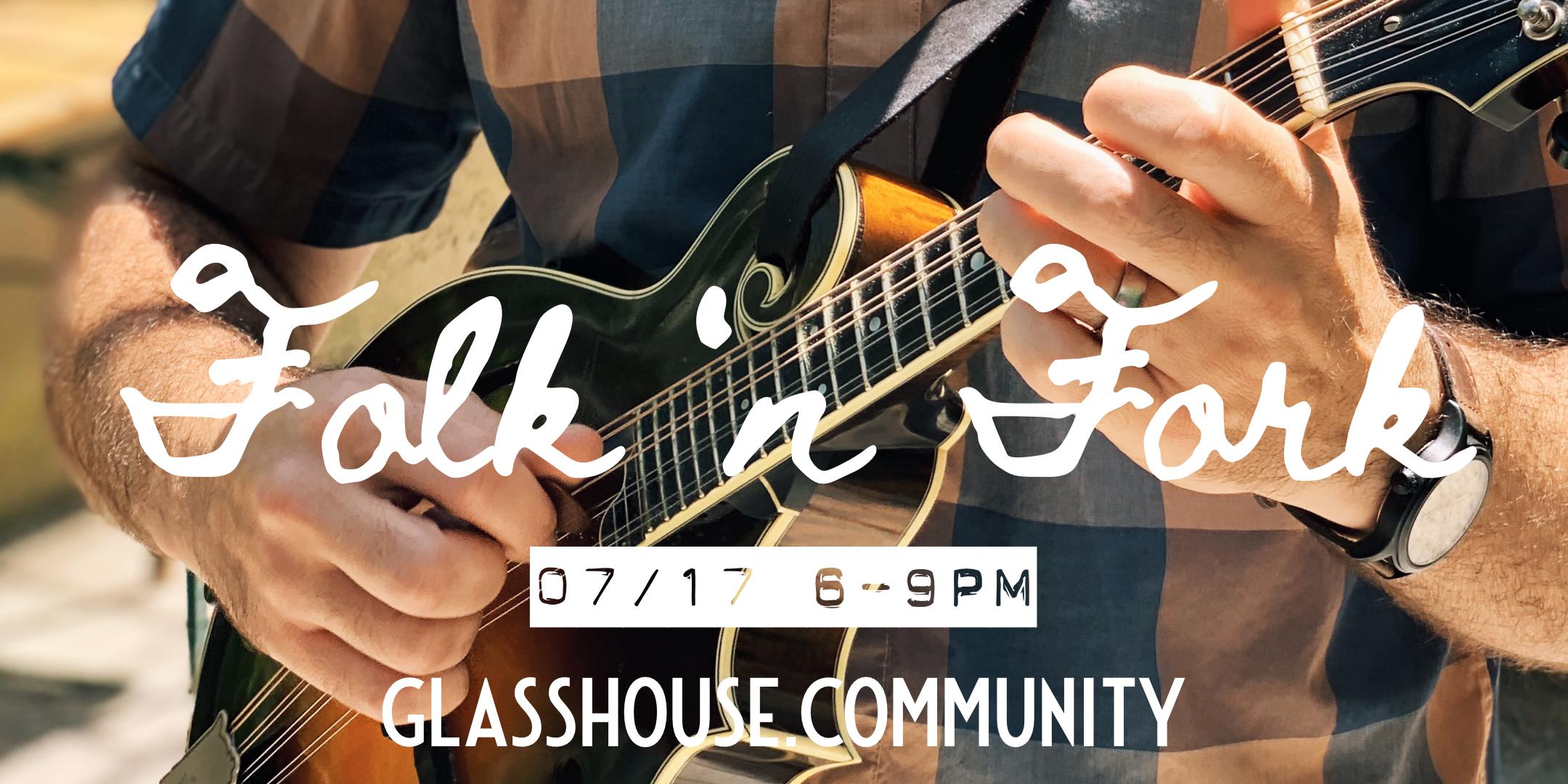 Folk 'n Fork concert information