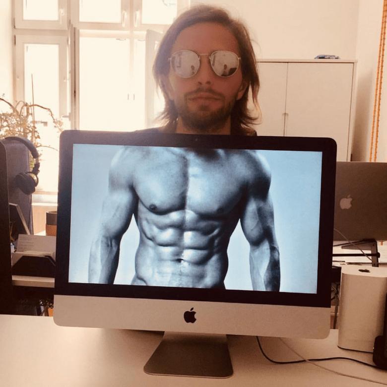 Andreas Dickow hot summer body