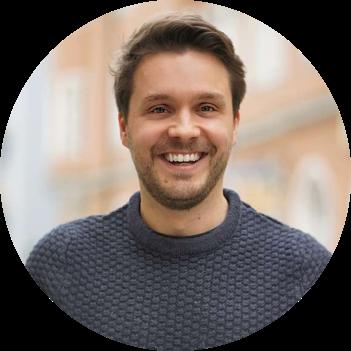 Simon Krebs, Geschäftsführer und Projektleiter Biz Factory