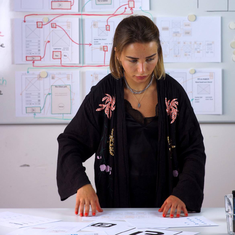 User Experience Design Projekt Planung