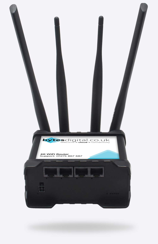 4G WiFi Hardware