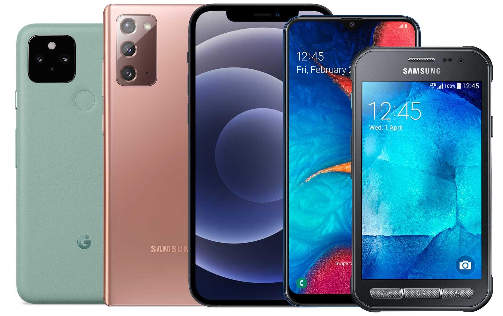 Smartphone wholesale