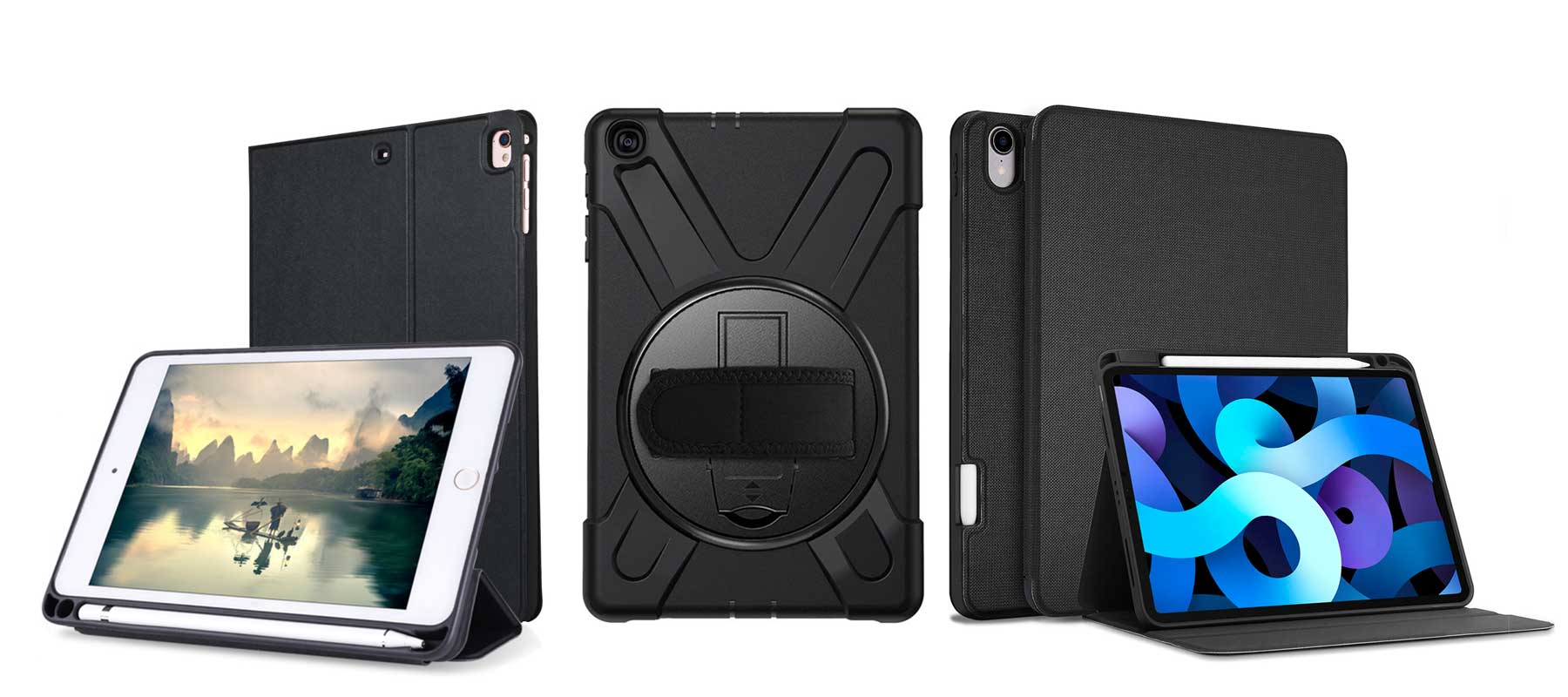 Wholesale bulk iPad and tablet cases