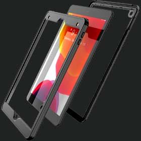 Wholesale IP68 waterproof cases for tablets and iPads