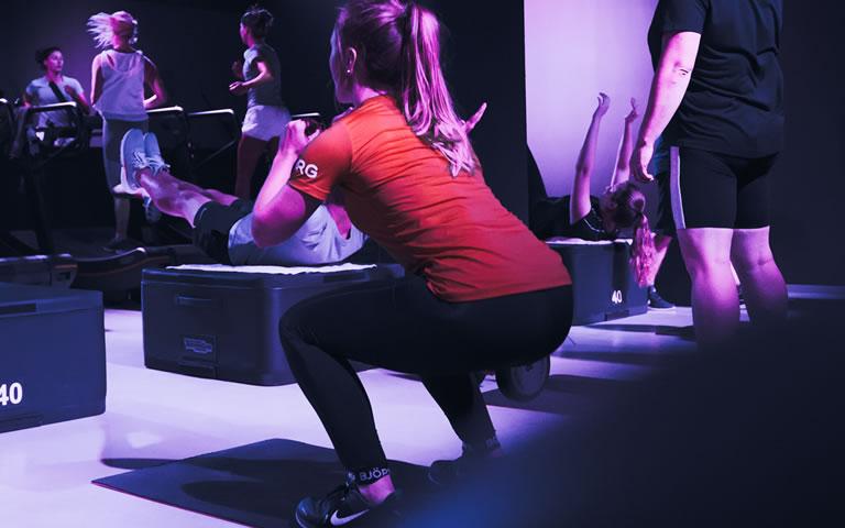 Boutique gym fitness Brugge
