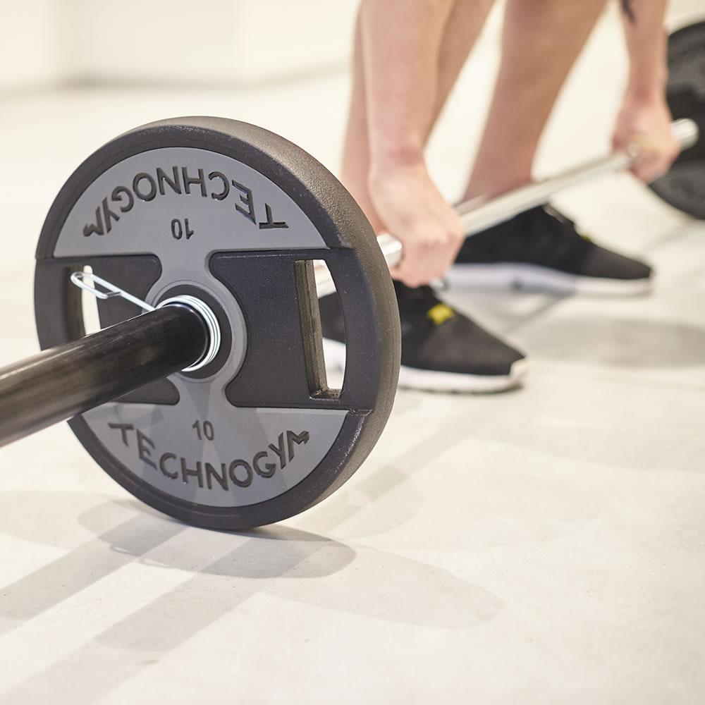 Personal training bij Ctrl Gym in Brugge