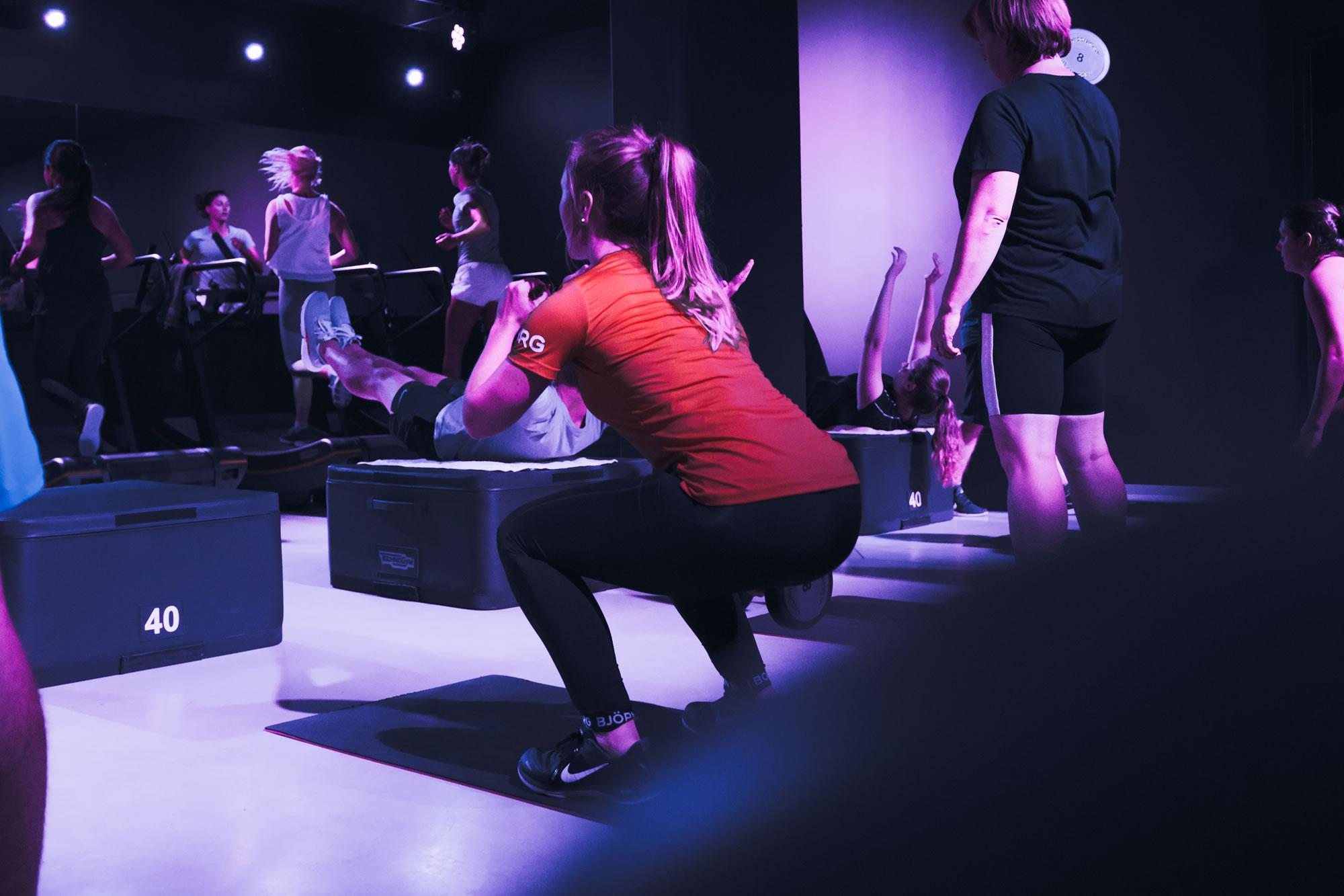 Full-body workout bij Ctrl Gym in Brugge