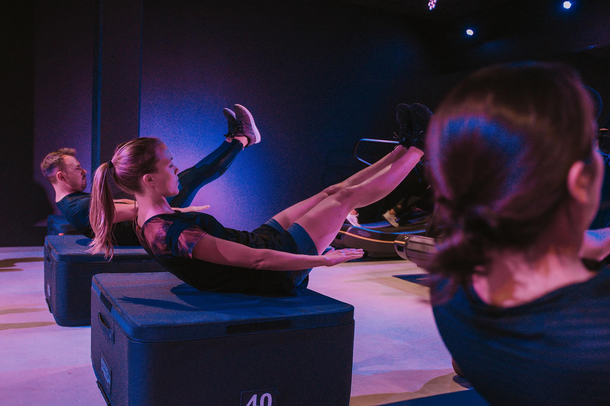 Fitness in Brugge bij Ctrl Gym