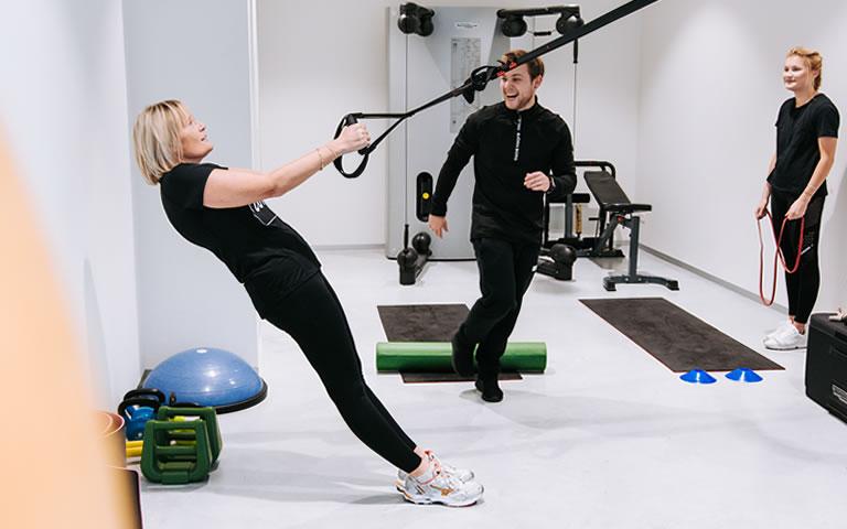 Personal training en small group training bij Ctrl Gym
