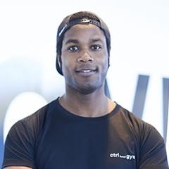 Cromwell bij Ctrl Gym