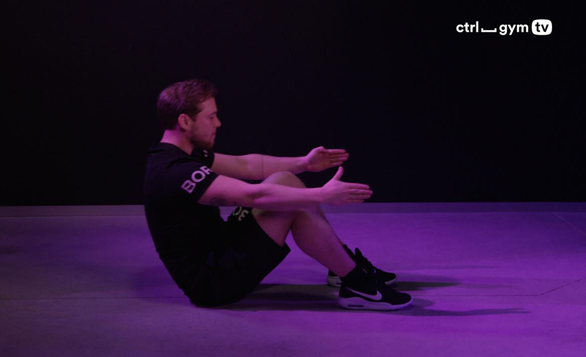 Ctrl Gym TV aflevering 4