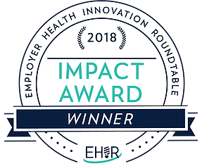 2018 Impact Aware Winner: EHIR (Employer Health Innovation Roundtable)