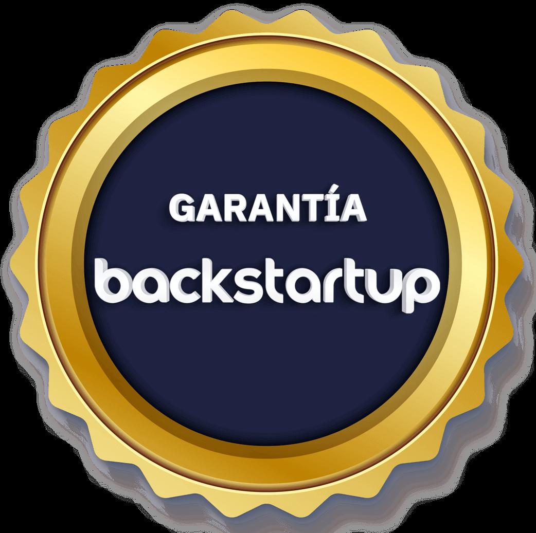 garantía backstartup