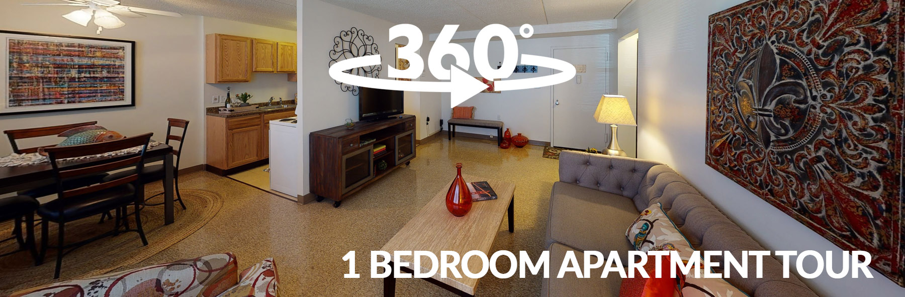 1 Bed Virtual Tour