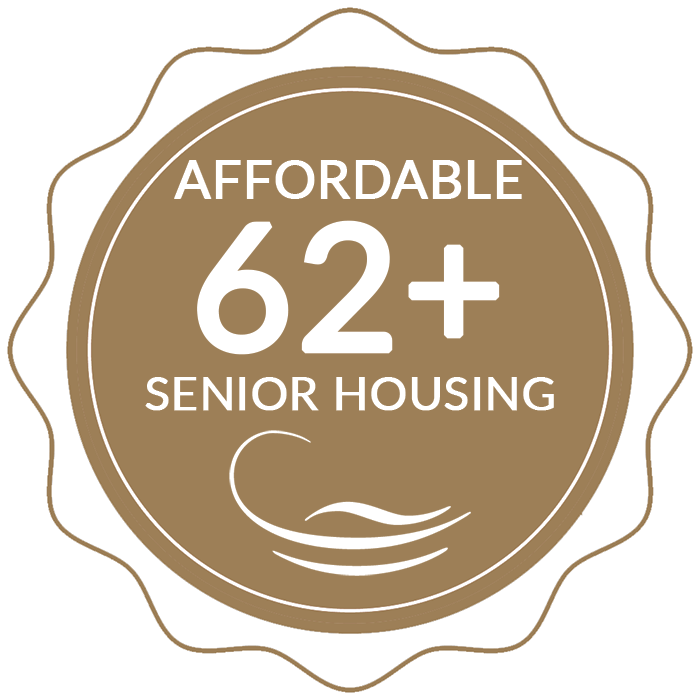 Affordable 62+ Senior Housing