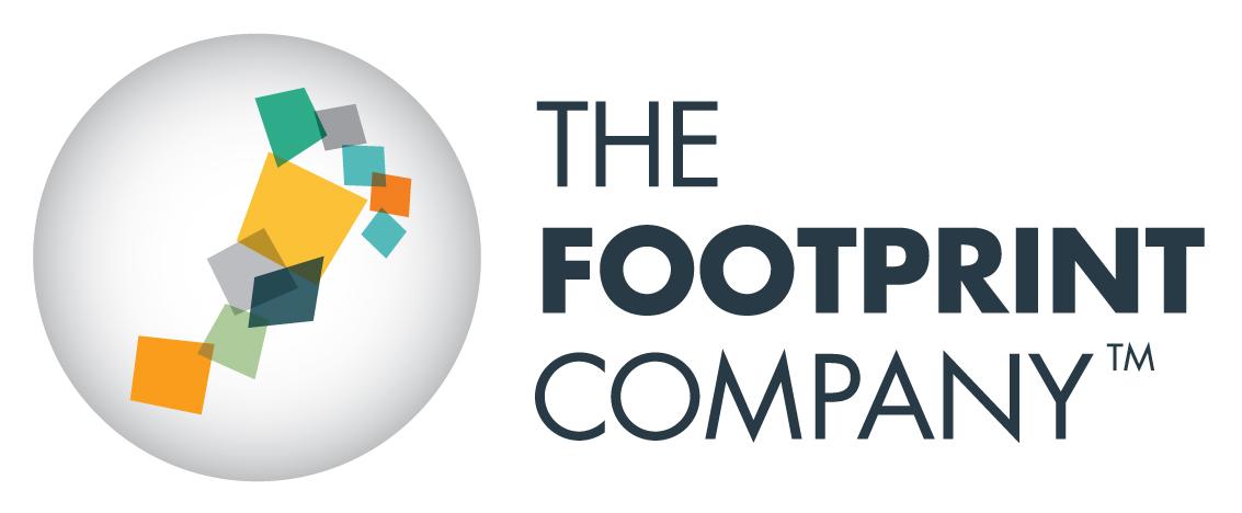 The Footprint Company Logo