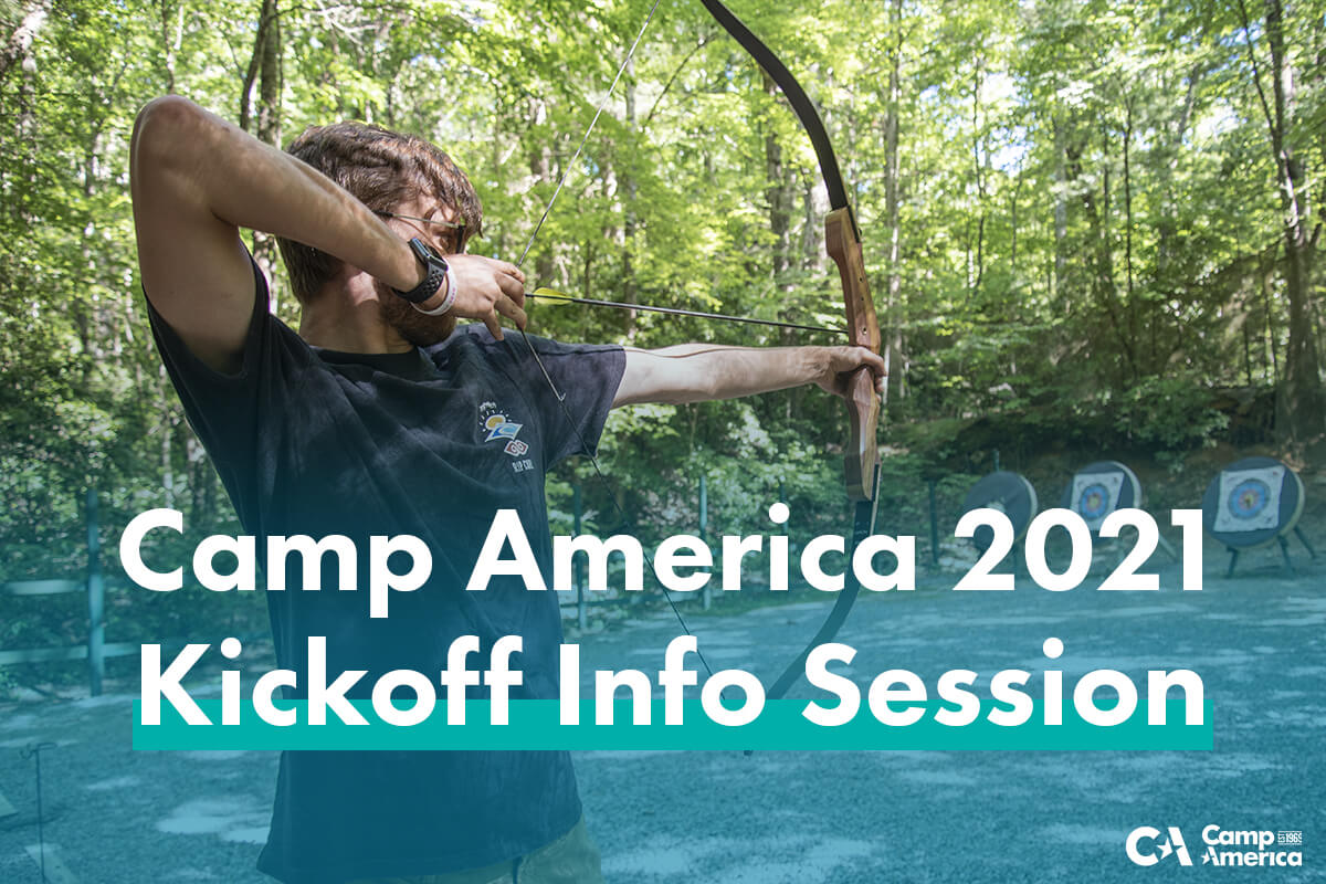 archery counsellor summer camp