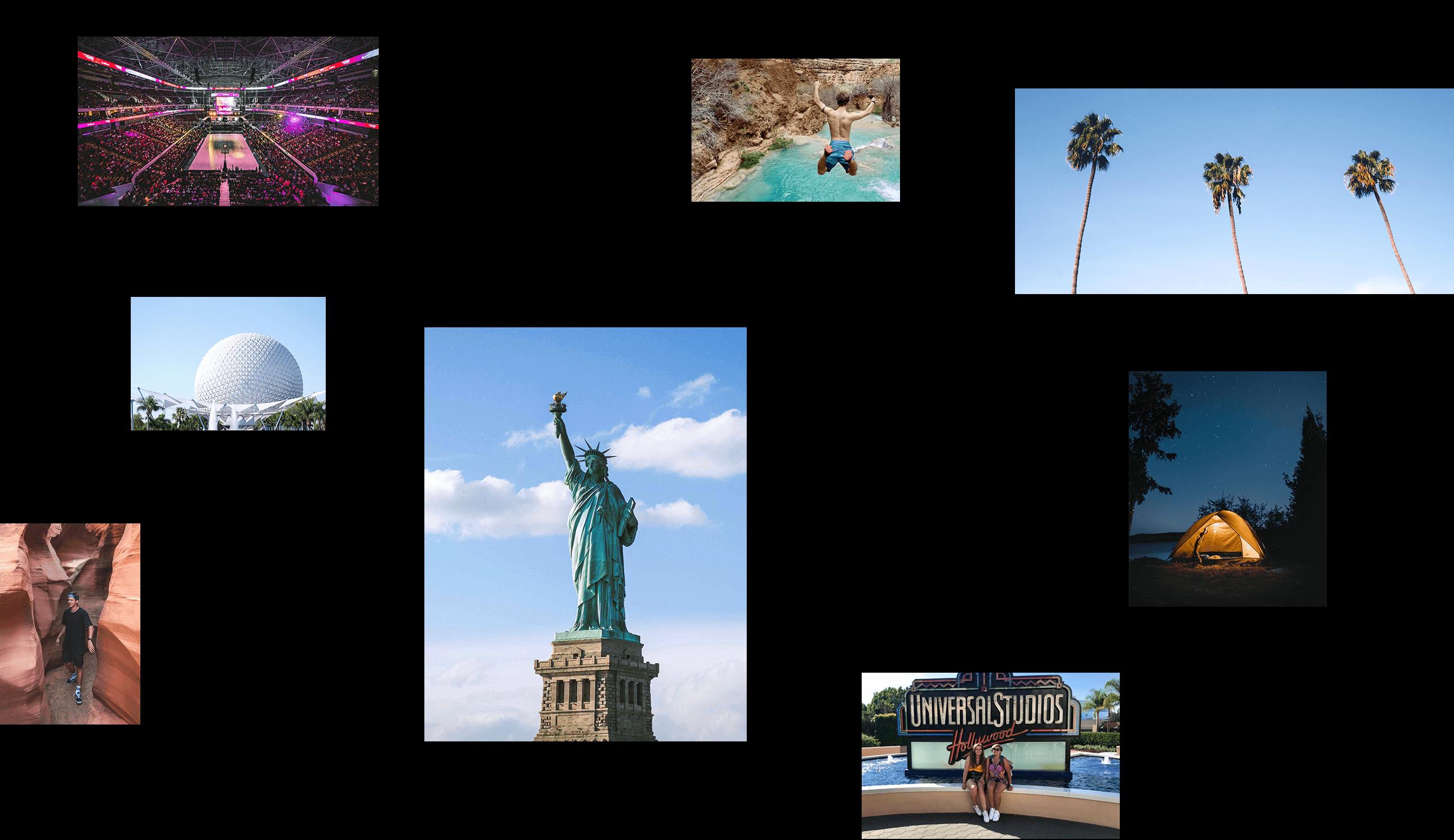 usa travel photos