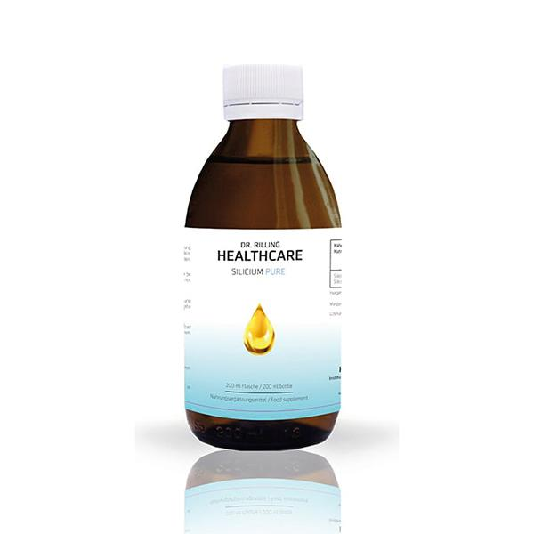 Silicium Pure von Healthcare 200 ml