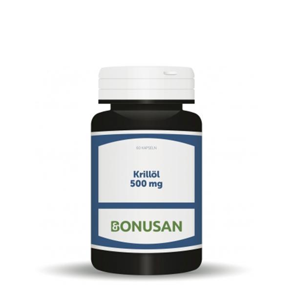 Krillöl-Omega 3 - 500 mg (MSC-C-54613), 60 Stk.