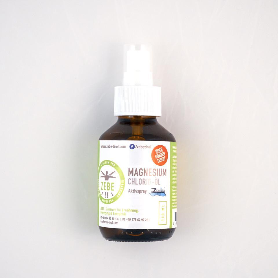 Magnesiumöl-Vitalspray