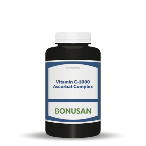 Vitamin C-1000 Ascorbatekomplex Großpackung