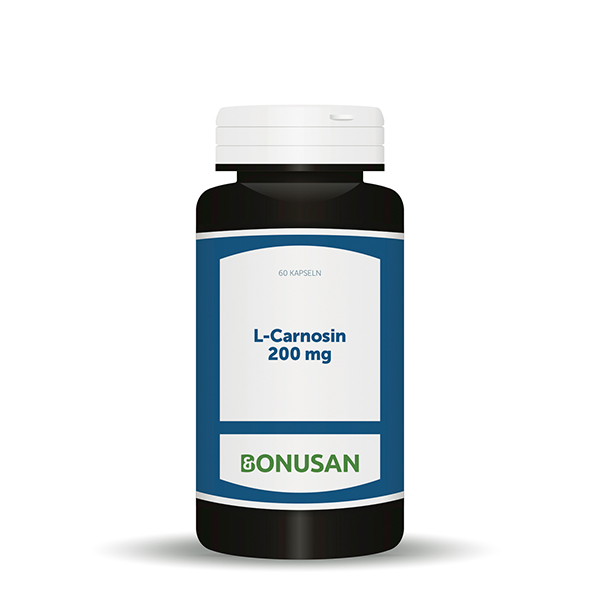 L-Carnosin 200 mg, 60 Stk.