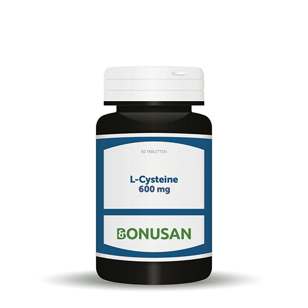 L-Cystein 600 mg, 60 Stk.