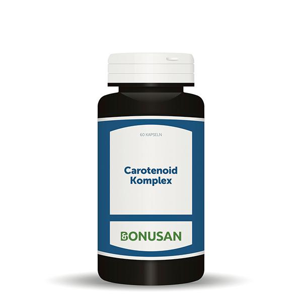 Carotenoid Komplex, 60 Stk.