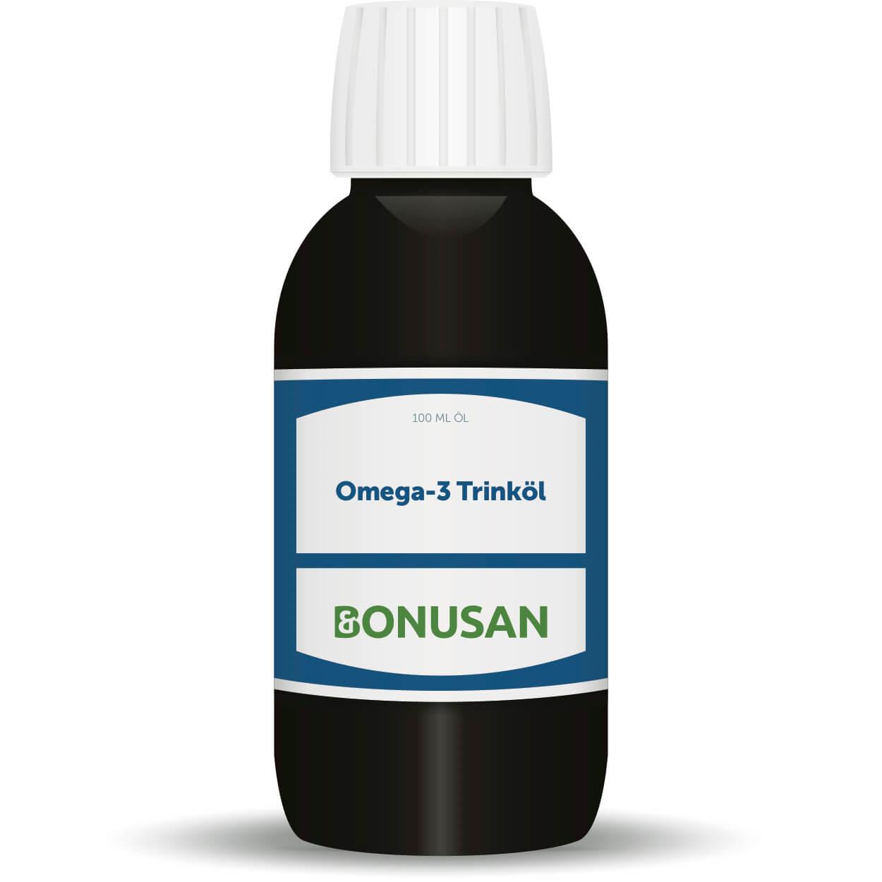 Omega-3 Trink-Öl