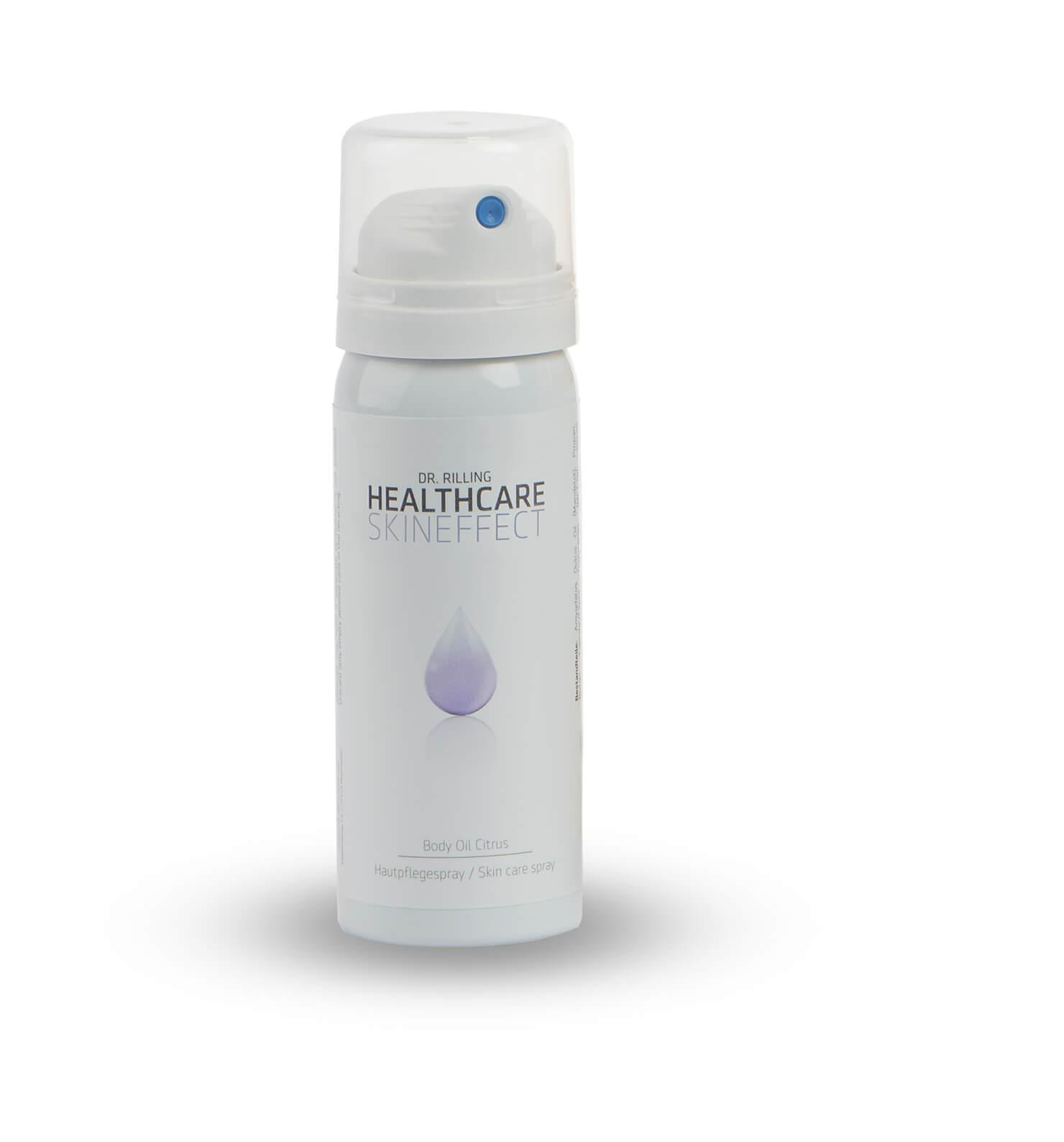 Silicium SKINEFFECT Body-Oil-Citrus-Spray 50 ml