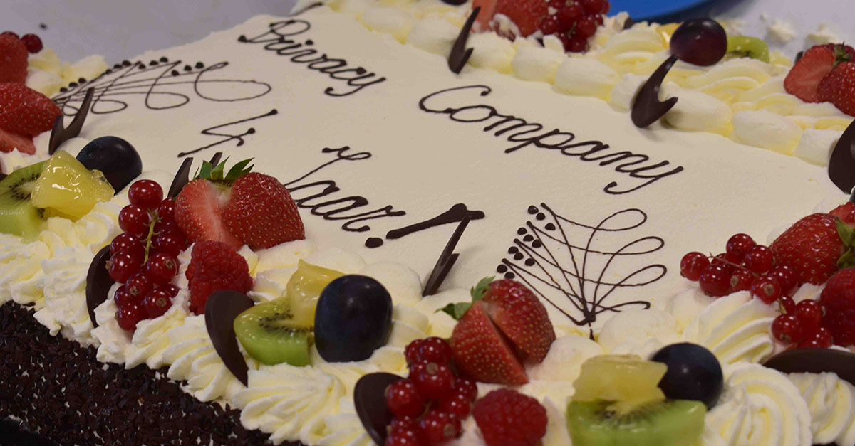 Privacy Company celebrates four year anniversary