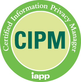 Certified Information Privacy Manager
