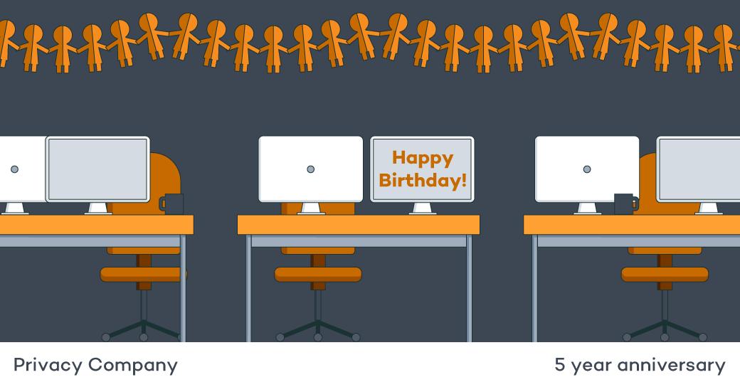 Vijf jaar Privacy Company – waarom de privacy professional het nooit alleen kan