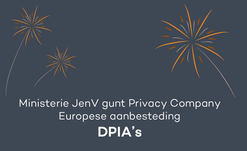 Ministerie van Justitie en Veiligheid gunt Privacy Company Europese aanbesteding DPIA's