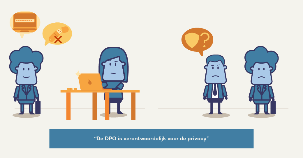 Ik werk niet met persoonsgegevens dus privacy is niet relevant voor mij