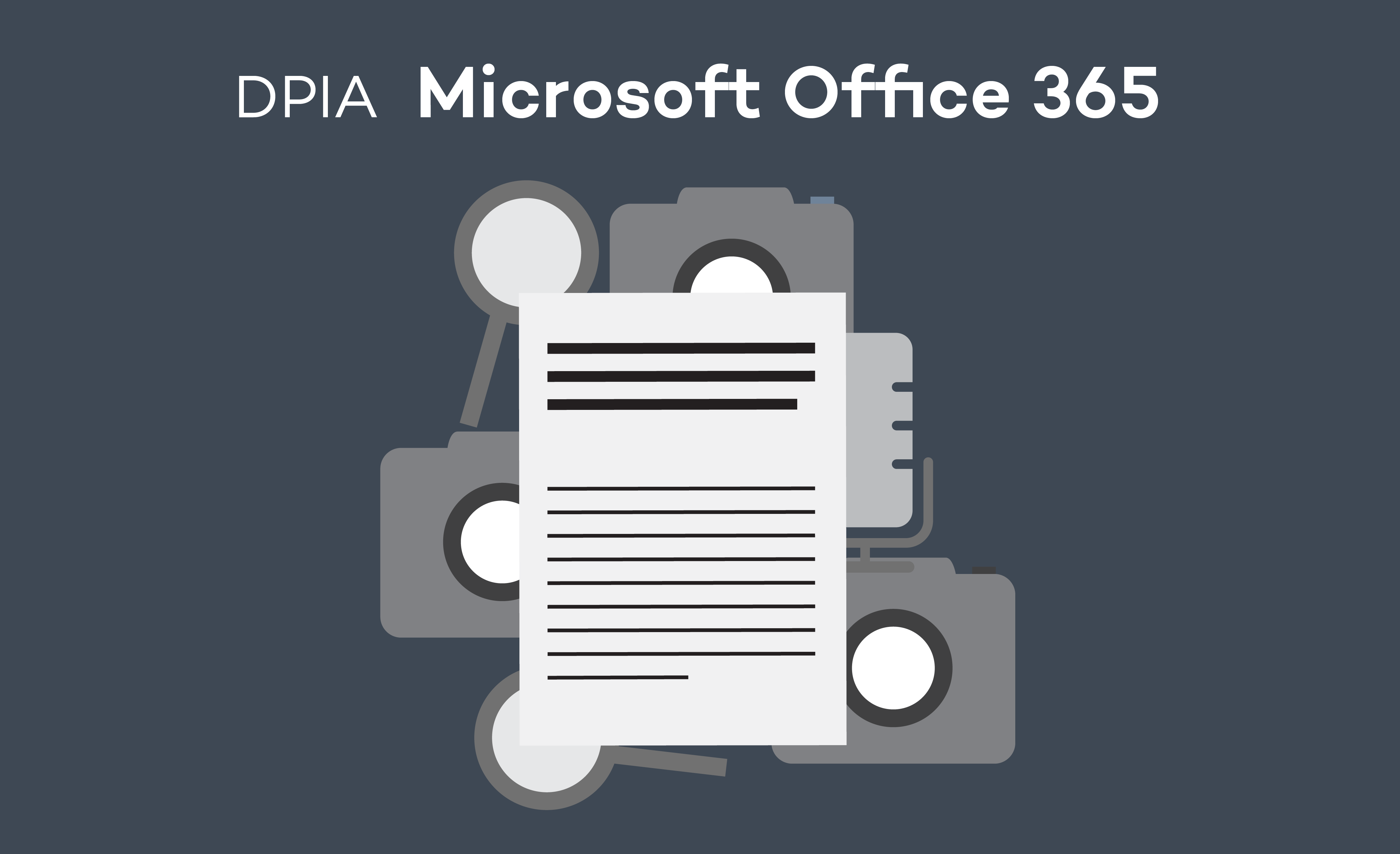 Assessment MS Office 365 Web & apps: Microsoft promises measures to mitigate 6 high privacy risks