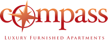 Compass Luxury Furnished Apartments logo