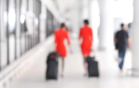 Flight attendants talk about their wellness incentive program