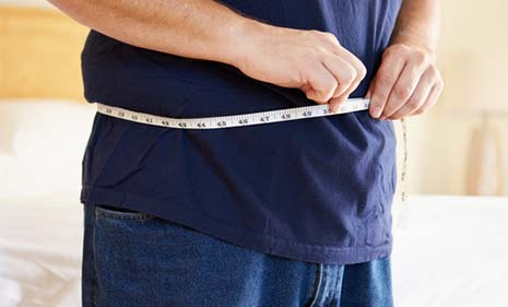Measure waist size to understand heart health