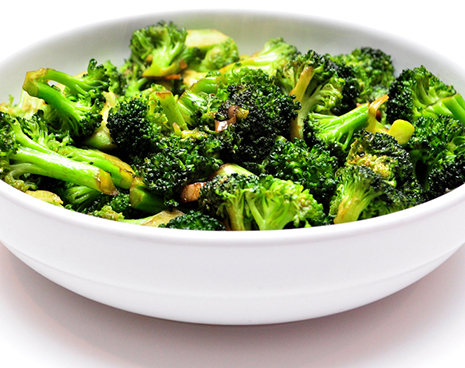 Broccoli with cheese recipe for high blood pressure