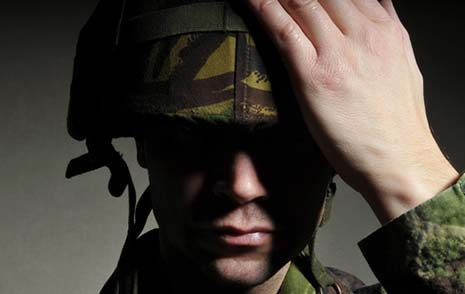 active military and veterans with hypertension