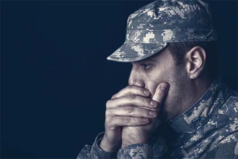 stress in the military and hypertension