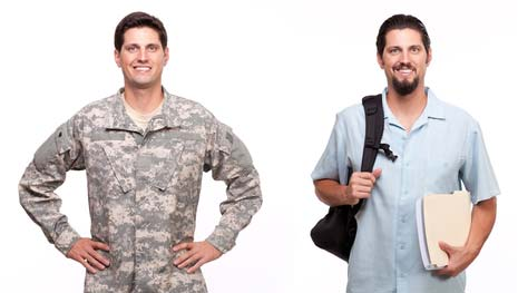 Active duty and veterans are at higher risk for high blood pressure
